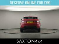 2016 Land Rover Range Rover Evoque 2.0 TD4 HSE Dynamic Auto 4WD (s/s) 3dr Coupe