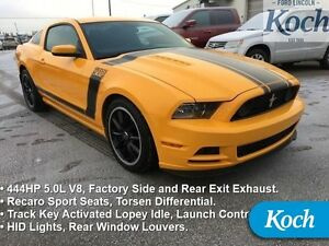 2013 Ford Mustang Boss 302   - Low Mileage