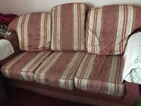 Sofa 3 seater 1 + 1 set for only £69.00