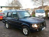 Land Rover Discovery 2.5Td5 5 st 2002 S TOW BAR