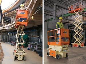 NEW JLG Scissor Lifts **why rent ?