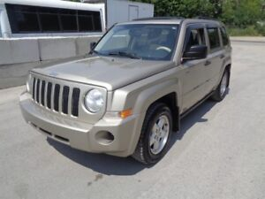 Jeep Patriot FWD 4dr 2009