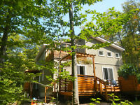 Chalet à louer, Cottage for rent, Saint-Donat, lanaudiere