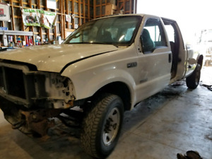 PARTING OUT 2005 Ford F350 6.0 Powerstroke