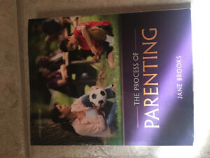 The Process of Parenting by Jane Brooks
