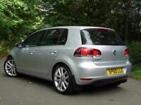 2010 60 Volkswagen Golf 2.0TDI (140ps) GT..FULL VW SERVICE HISTORY..STUNNING !!
