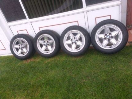 16' rare bmw ronal wheels 5x120 Prospect Prospect Area Preview
