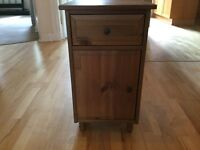 IKEA BEDSIDE TABLE - EXCELLENT CONDITION!!