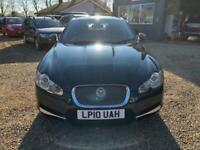2010 Jaguar XF 3.0d V6 S Premium Luxury 4dr Auto SALOON Diesel Automatic