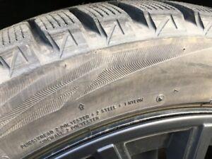roue et pneu P225/45R17