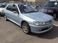 Peugeot 306. Mot. Tax. Leather