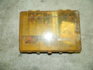 1 Tackle box