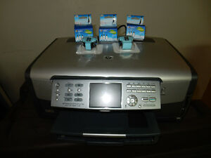 Printer/Scanner/FAx/Copier HP Photosmart 3310 All in One series