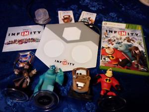 Disney infinity game for xbox360