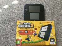 NINTENDO 2DS PERFECT CONDITION