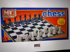 MY Traditional Games Chess