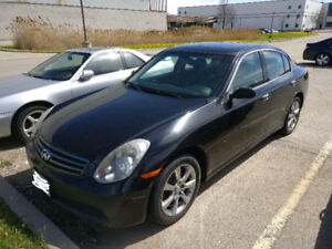 2005 G35X for Sale - For Parts or AS-IS - $2000 OBO