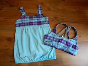 Girls athletic wear - Iviva and Triple Flip articles