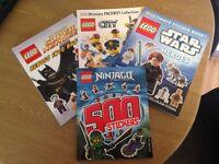 Lego Stickers Books
