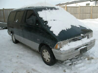1997 FORD AEROSTAR AWD FOR PARTS AT PIC N SAVE WOODSTOCK!!!!
