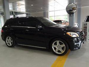 2013 Mercedes-Benz M-Class ML 350, AMG, Ext. Warranty, Low Kms