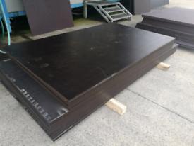 Trailer flooring buffalo board phenolic