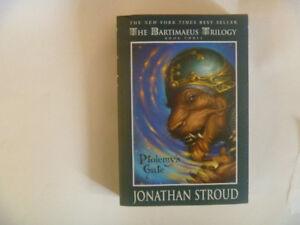 JONATHAN STROUD - Ptolemy's Gate (Book 3 The Bartimaeus Trilogy)