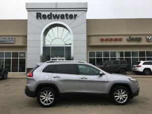 2017 Jeep Cherokee Limited  - Navigation -  Bluetooth - $232.28