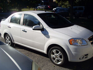 2010 Chevrolet Aveo **VERY LOW KILOMETERS**