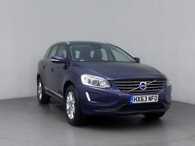 2013 VOLVO XC60 D4 [163] SE Lux Nav 5dr AWD Geartronic SUV 5 SEATS