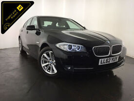 2013 BMW 520D EFFICIENT DYNAMICS 1 OWNER SERVICE HISTORY FINANCE PX