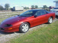 1997 Chevrolet Camaro Z28 Coupe (2 door)