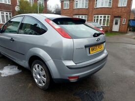 ford focus 2006 131k on clock original milage. mot 6 months.the car is in very good condition .