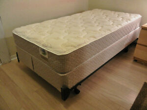 """""""Catherine"""" Spring Air Sommex Twin Set Bed from Sleep Country"""