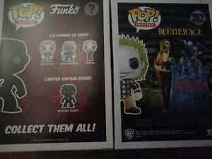 Beetlejuice Exclusive Hot Topic Mystery Funko London Ontario image 3