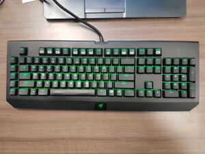 Razer Blackwidow 2013 Ultimate  - mechanical keyboard