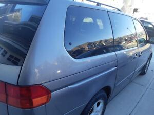2000 Honda Odyssey EX-L