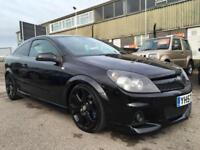 2007 Vauxhall Astra Sport Hatch 3Dr 2.0T 240 VXR 6Spd Petrol black Manual