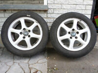 Volvo Mags & Tires