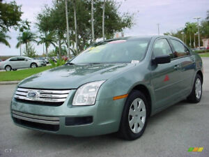 2006 FORD FUSION 2.3 LITRES  FOR SALE