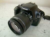 Canon EOS1100d digital camera