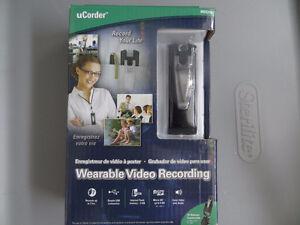 Enregistreur de video à porter