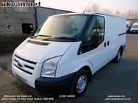2011 60 FORD TRANSIT SWB, ONE OWNER FROM NEW, FULL DOCUMENTED SERVICE HISTORY,