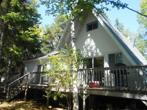 Water front 1307 s.f. Cottage in Tracadie NB (Sheila area)