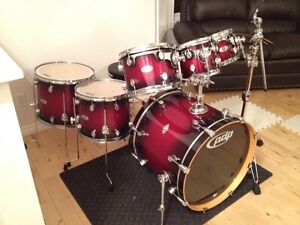 PDP by DW 7 Piece X7 All Maple Series Shell Pack