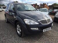 2008 SSANGYONG KYRON 2.0 EX Tip 4 X 4 DIESEL AUTO SERVICE HISTORY MASSIVE SPEC