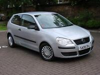 EXCELLENT CAR!!! 2008 VOLKSWAGEN POLO 1.2 E 3dr, ONLY 69000 MILES, LONG MOT