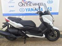 2016 YAMAHA X-MAX 400 ABS ABSOLUTE WHITE, BRAND NEW! ON THE ROAD