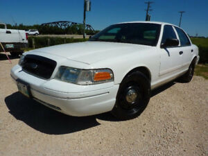 2011 Crown Victoria Police Interceptor (Safetied)