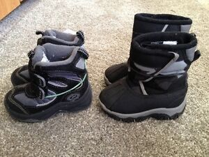 winter boots size 3,4,5